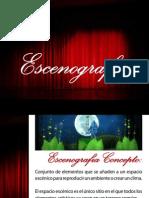 Escenografía (Clase I)