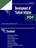 Ekonomi İnflation in Turkey