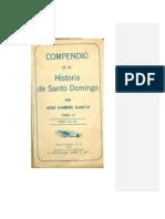 Compendio de Historia de Santo Domingo, Tomo 3
