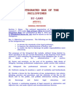 The Integrated Bar of the Philippines