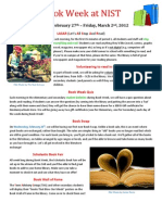 Book Week for Nist News