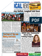 The Local News — February 01, 2012