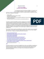 Instrucciones para elaboración de tesis en formato electrónico