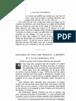 Leonaro e Vesalius Em Ingles