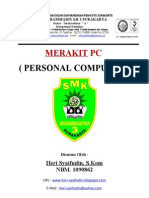 Modul dan LKS MERAKIT PC Created by Heri Syaifudin SMK ah 3 Surakarta