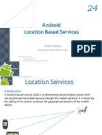 Android Chapter24 Location Services