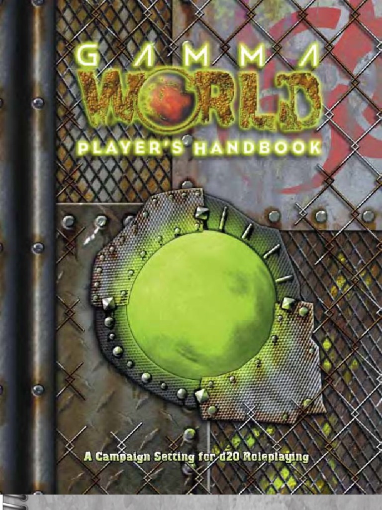 29027597 1 Player S Handbook Oef Gene Mind