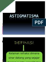 Astigmatism A