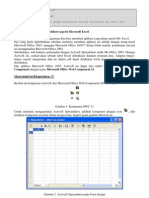 Membuat Program Spreadsheet Seperti Microsoft Excel