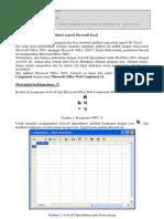 Membuat Program Spreadsheet Seperti Microsoft Excel