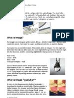 Digital Imaging & Video Basic