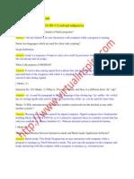 Cs101 Midterm Paper