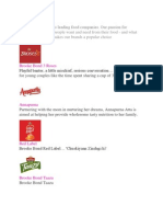 Hul Brands