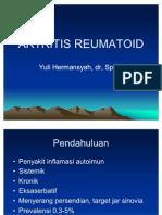 Artritis Reumatoid [Dr. Yuli]