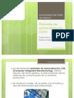Pirámide de automatización (CIM)