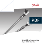 AKS 41U Level Probe Data Sheet RD8AA502