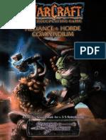 Alliance & Horde Compendium