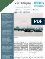 IRD_Vietnam_le Bassin de Fleuve Rouge