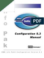 Configuration 5.3 Manual