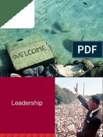 Leadership MBA