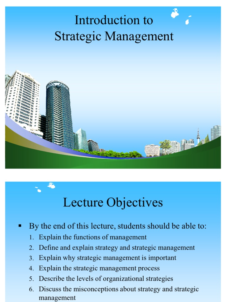 "an introduction to the strategic management plan citigroup This is ""developing and implementing strategic hrm develop a human resource management (hrm) strategic plan to make sure to the introduction."