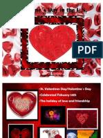 Valentines Day Presentation