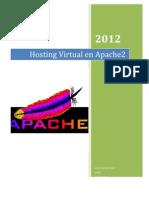 Hosting Virtual en Apache2
