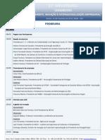 """20º Aniversário - Congresso """"Financiamento, inovação e internacionalização empresarial"""""""
