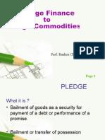 Pledge Finance