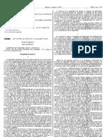 Ley de Seguridad Privada 04-08-1992
