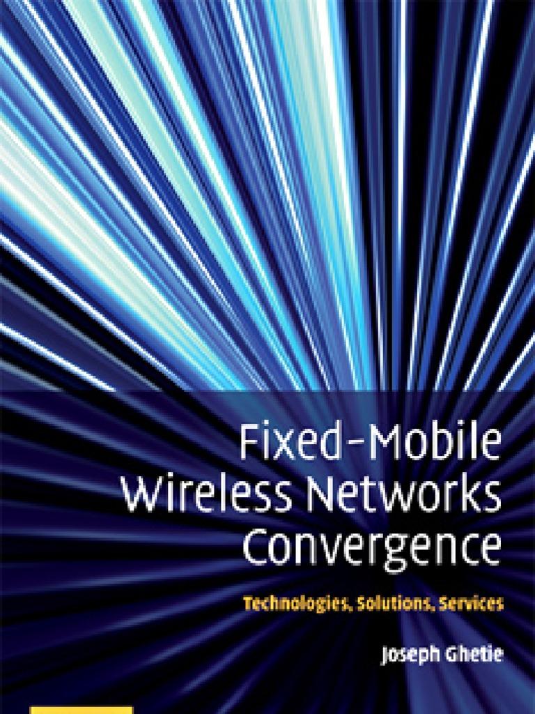Fixed wireless convergence ip multimedia subsystem wireless lan fandeluxe Gallery
