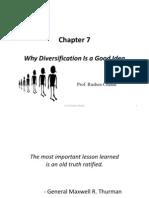 Portfolio Management - Chapter 7