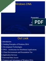 Windows DNA