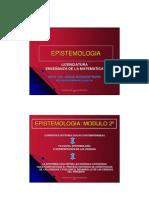 34. CURSO DE EPISTEMOLOGIA + MODULO 2