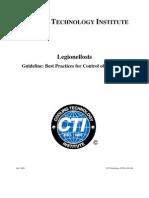 CTI Best Practices Legion Ella Control