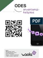 QR-Codes Anwendungsbeispiele - waola