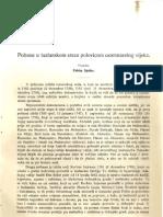 Fehim Spaho - Pobune u Tuzlanskom Srezu Polovicom Osamnaestog Vijeka (GZM, XLV-2, 1933)