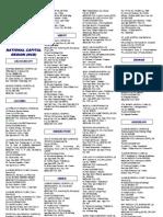 Valucare List of Hospitals