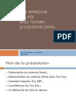 Zenta Conference TinyErp