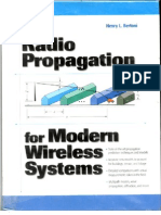 Radio Propagation for Modern Wireless Systems 0130263737
