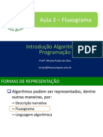 IAP - Aula 3 – Fluxograma