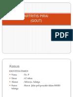 Gout Artritis