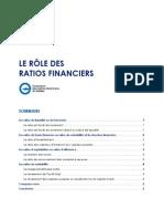 ADMIN Ratios Financiers