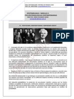 37. CURSO DE EPISTEMOLOGIA