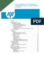 Tunning SQL HP