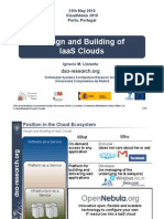 Documentation Design and Building of Iaas Clouds