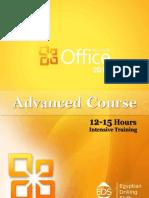Microsoft Office 2010; Advanced Course