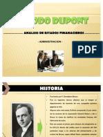 ANÀLISIS DUPONT