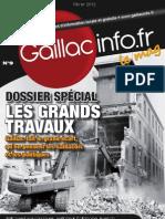 Gaillacinfo Le Mag n°9 - Février 2012