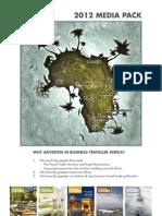 Business Traveller 2012 - Media Pack in US Dollars